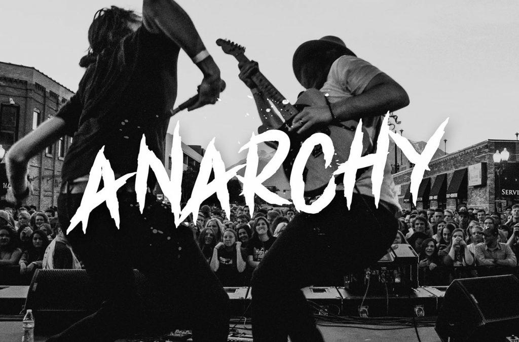 vindica anarchy