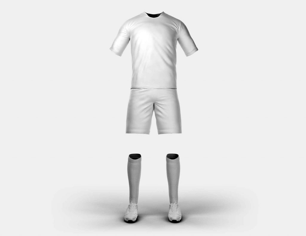 Soccer Costume Free Mockup